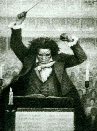 moonlight sonata beethoven. Around 1801, Beethoven took on